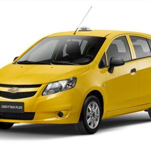 Chevy Taxi Plus