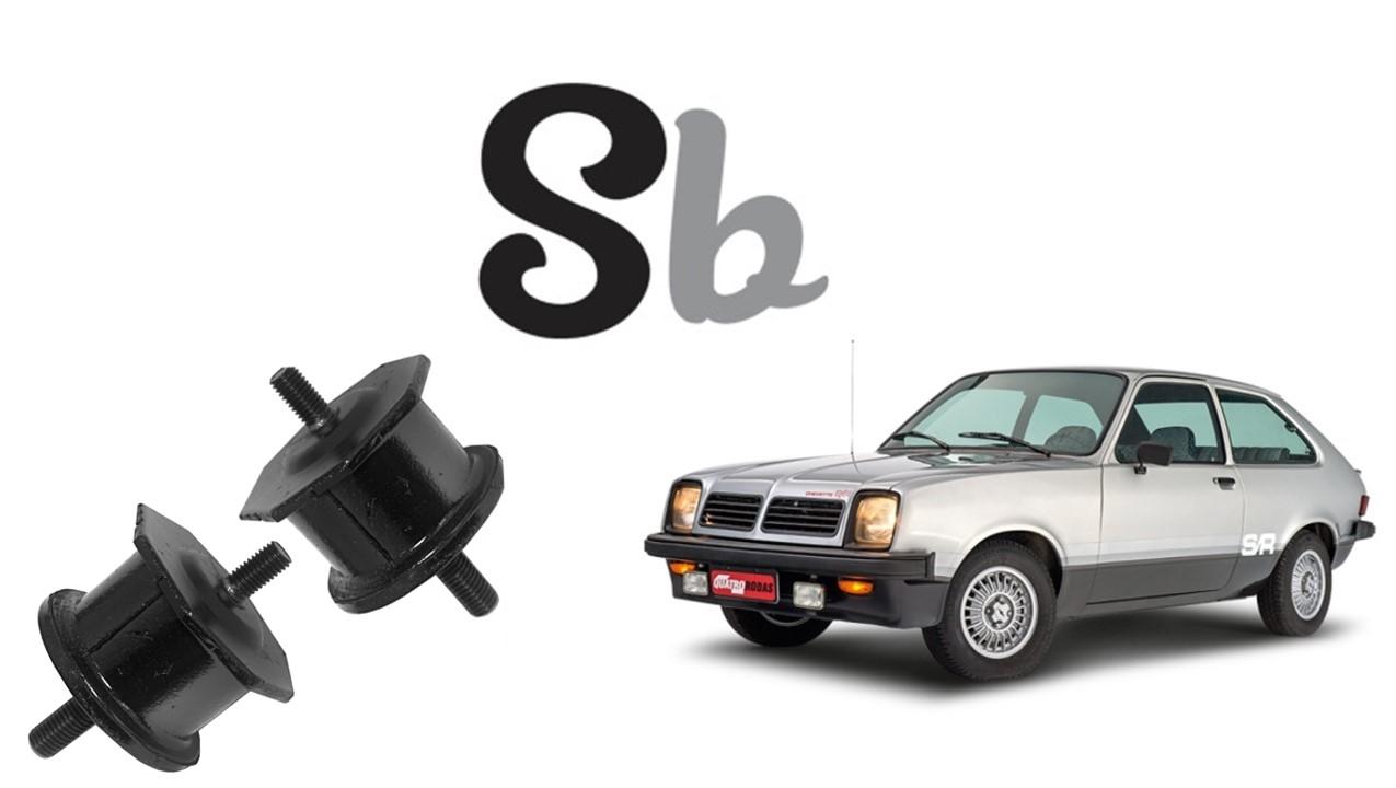 Soportes motor Chevrolet Chevette