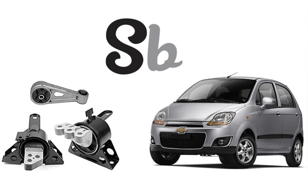 Soportes motor Chevrolet Spark